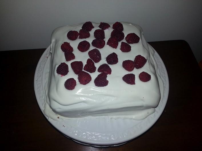 Haitian Cake Icing Recipe